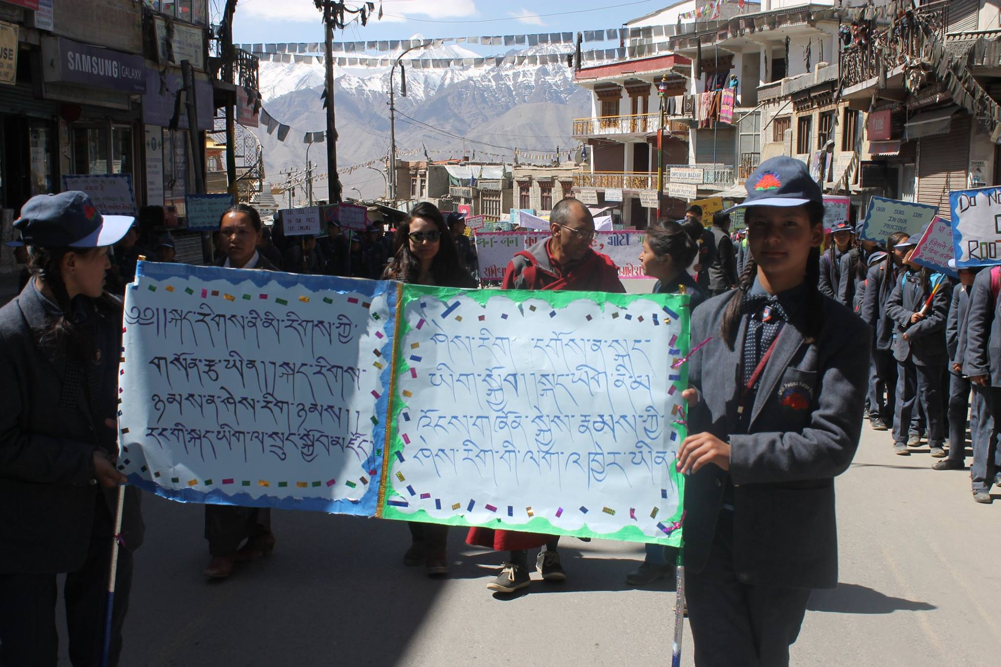 March through Leh 1