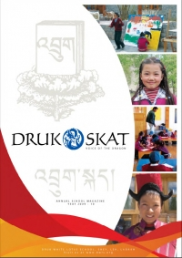 Drukskat Issue 1 (2009 - 2010)