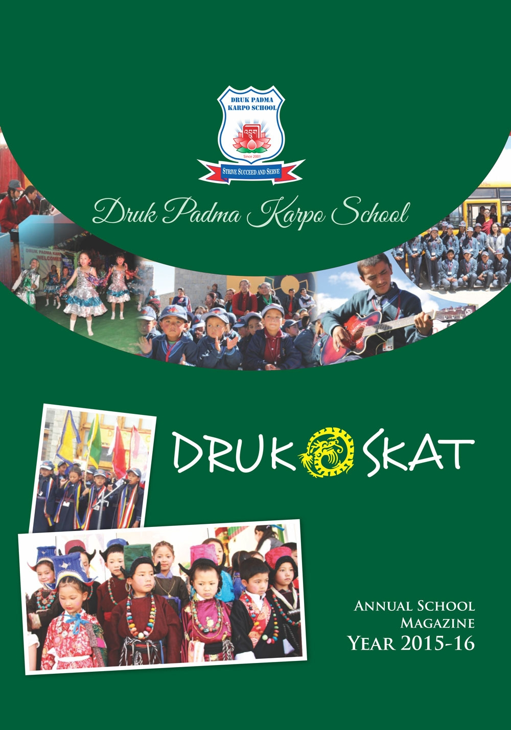 Drukskat issue 5 (2015-16)
