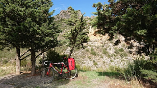 Blog: Fundraising Cycle Pilgrimage in France 2019